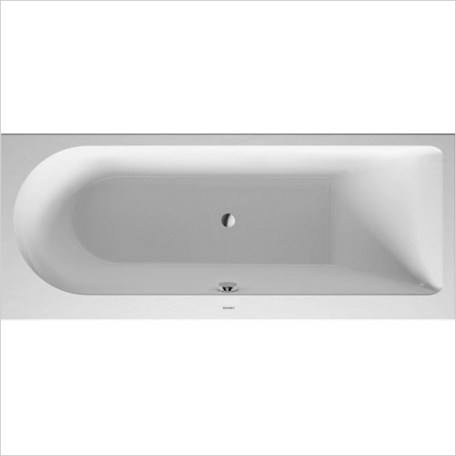 Duravit - Darling New Bathtub 1700x700mm Built-In Corner Right