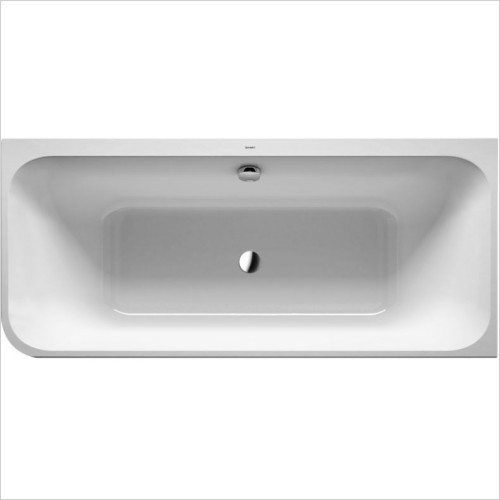 Duravit - Happy D.2 Bathtub 1800x800mm Corner Right