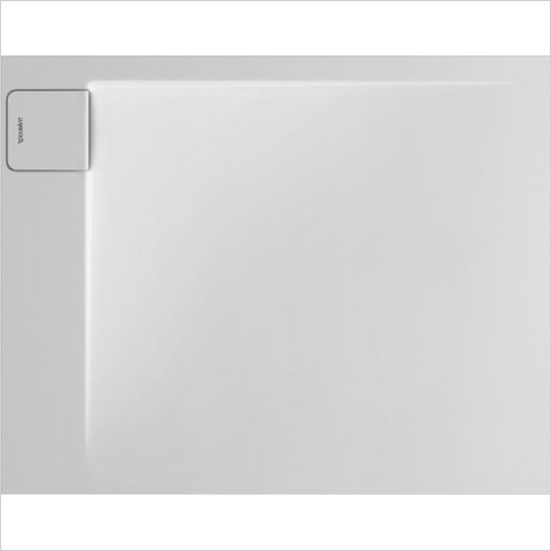 Duravit - P3 Comforts Shower Tray 1000x800mm Rectangle Corner Left