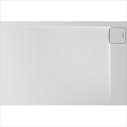 Duravit - P3 Comforts Shower Tray 1200x800mm Rectangle Corner Right