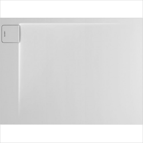 Duravit - P3 Comforts Shower Tray 1200x900mm Rectangle Corner Left