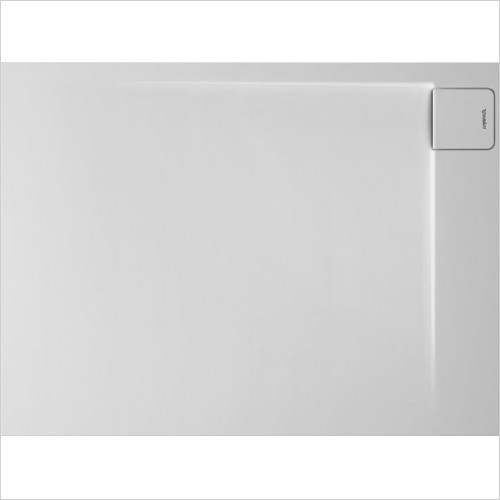 Duravit - P3 Comforts Shower Tray 1200x900mm Rectangle Corner Right