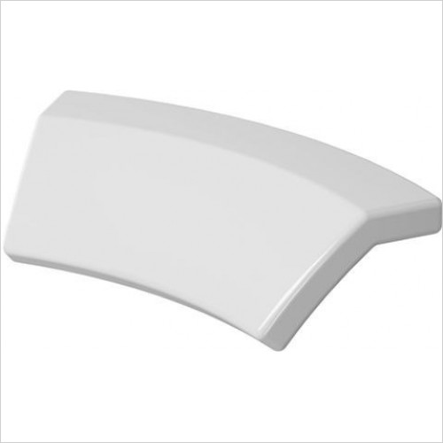 Duravit - Darling New Headrest Curved