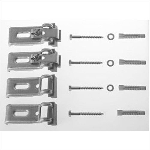Duravit - Bathtub Anchors (4 Pieces)