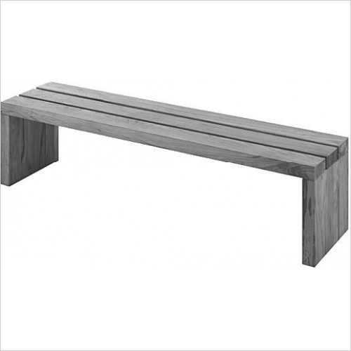 Duravit - Blue Moon Bench/Support Rail 1400x1400mm