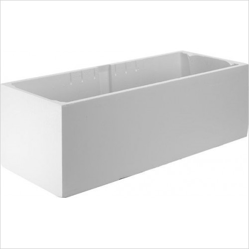 Duravit - Support For #700310/700311 Happy D.2 Bathtub 1700x700mm