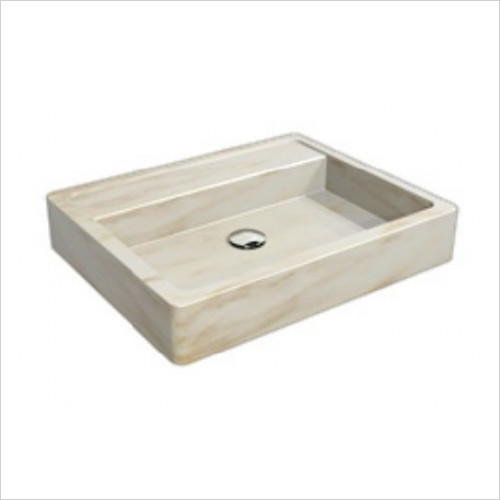 Cifial - Techno S2 Compact Marble Basin 0TH