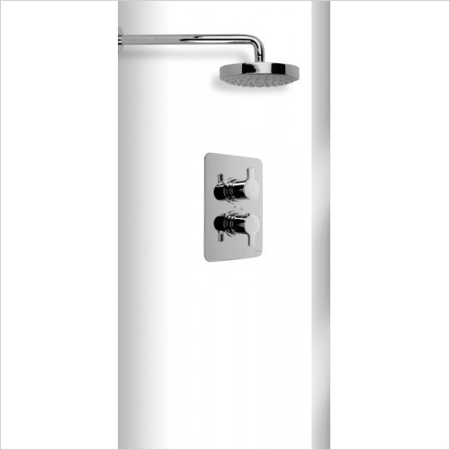 Cifial - Coule Thermostatic Fixed Shower Kit
