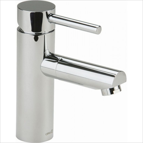 Cifial - Techno 465 Straight Mono Basin Mixer