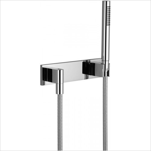 Dornbracht - Symetrics Hand Shower Set With Cover Plate