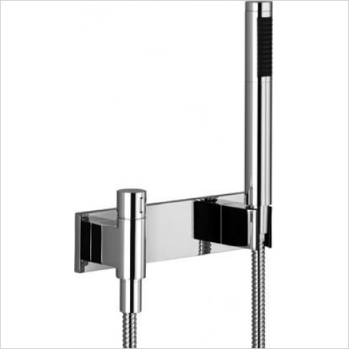 Dornbracht - Symetrics Hand Shower Set With Cover Plate & Valve