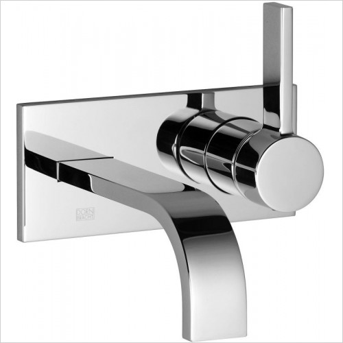 Dornbracht - Wall-Mounted Single-Lever Basin Mixer Without Pop-Up Waste