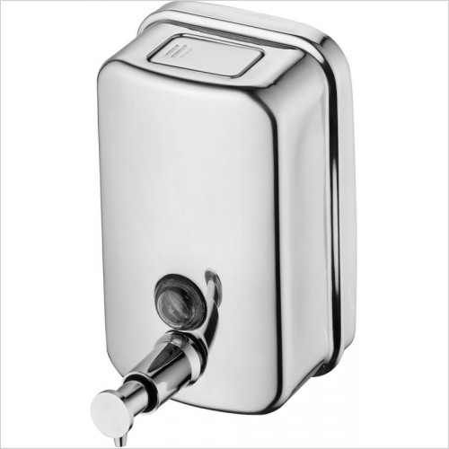 Ideal Standard - IOM Wall Mounted Soap Dispenser 500ml