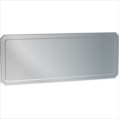 Saneux - Regency 130cm Double Layered Bevelled Mirror