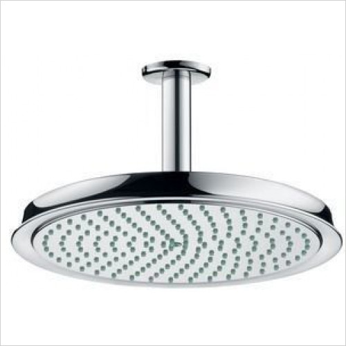 Hansgrohe - Raindance Overhead Shr Classic 240mm AIR W/Ceiling Connector